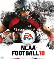 ncaa football 10 game