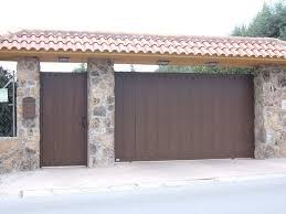 puertas de acero