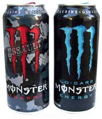 lo carb monster energy