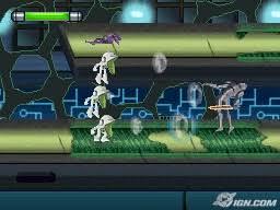 ben 10 alien force the game ds