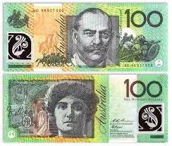 100 note australia