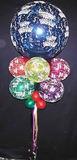 birthday balloon arrangements