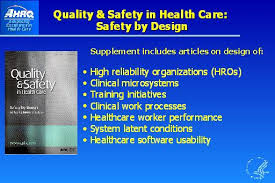 health care safety