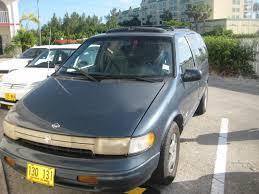nissan quest minivan