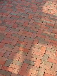 bricks flooring