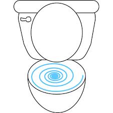 free toilet clipart