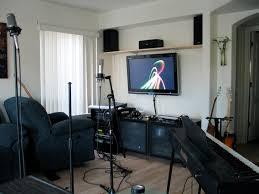 home music recording studio