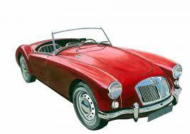 mga automobile