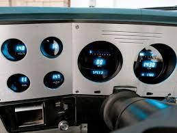 custom digital gauges