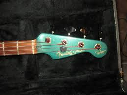 fender urge bass