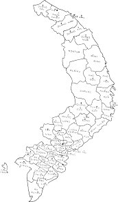 map of southern vietnam