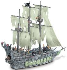 mega bloks flying dutchman