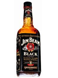 jim beam bottle
