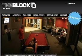 the block big bear