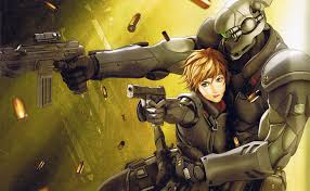 anime appleseed