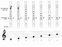 recorder note