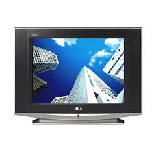 lg crt televisions