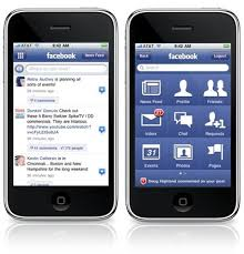 iphone facebook apps