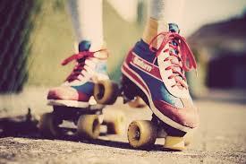 skates vintage