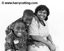 black single parent