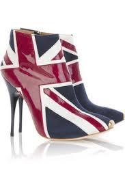 alexander mcqueen union jack boots