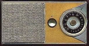 ge transistor radio