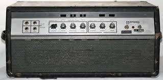 ampeg tube amp