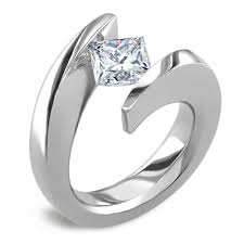 tension mount rings