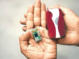 micro cell phone