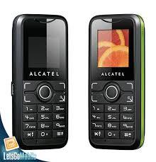 alcatel cell