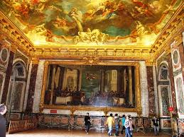 palace in versailles