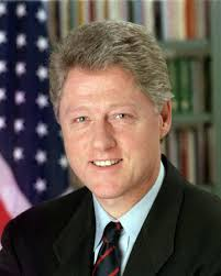 president william jefferson clinton
