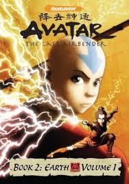 avatar earth book