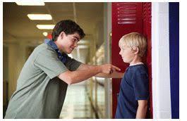 boy bullying