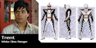 dino thunder white ranger