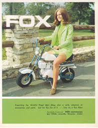 fox mini bike