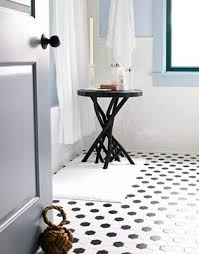 black and white tile designs