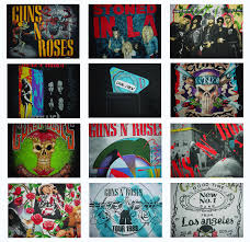 gnr t shirts