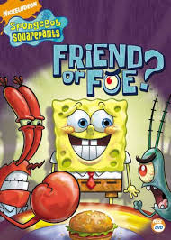 friend or foe spongebob