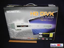 dvd player box