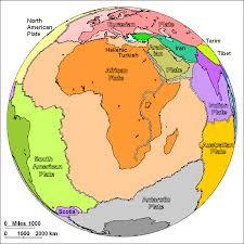 africa plates
