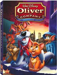 oliver and company movie