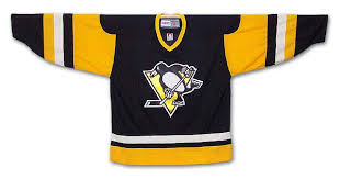 pittsburgh penguin hockey jersey