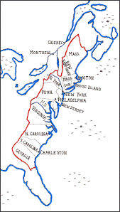 first american colonies