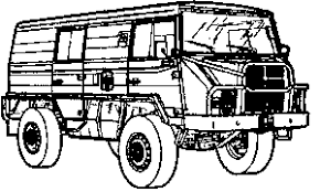pinzgauer 716k