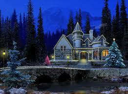 christmas lights screensavers