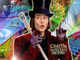 charlie and the chocolate factory movies