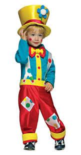 boys clown costume