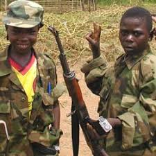child soldiers stats