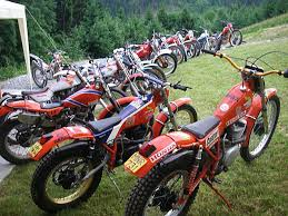 honda trials bikes